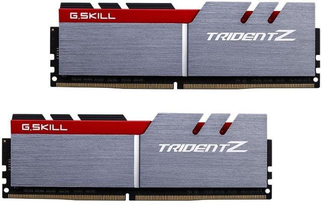 G.Skill TridentZ DDR4 3600MHz CL15 16GB (2x8GB)