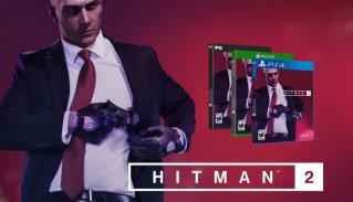 Hitman 2 til Playstation 4