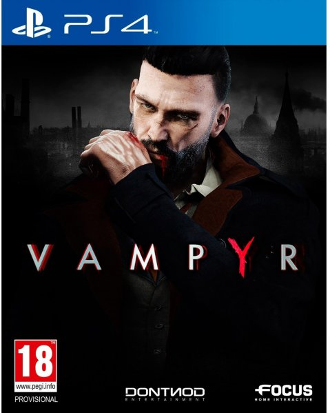 Vampyr til Playstation 4