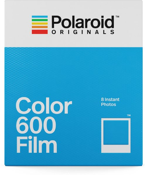 Polaroid Originals 600 Farge