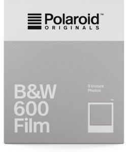 Polaroid Originals 600 Sort/Hvitt