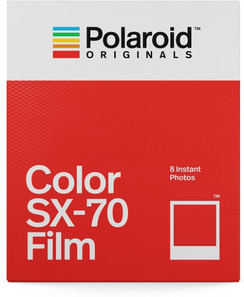 Polaroid Originals SX-70 Farge