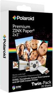"Polaroid Zink 2x3"" 20 stk"