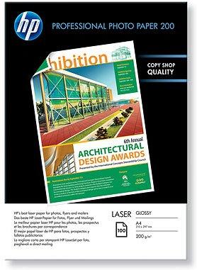 HP Laserprinter Fotopapir Glossy