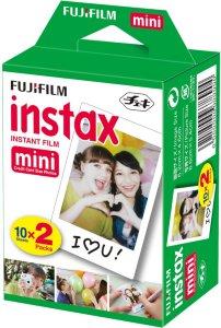 Fujifilm fotoark til Instax mini 2x10 pakk