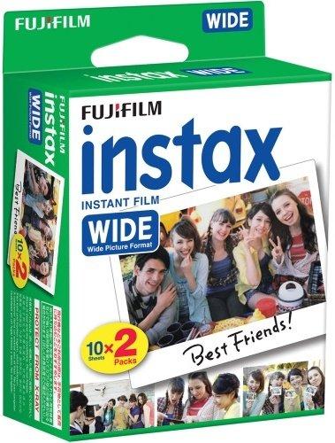 Fujifilm Instax Wide Film 20pk