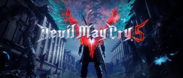 Devil May Cry 5 til Playstation 4
