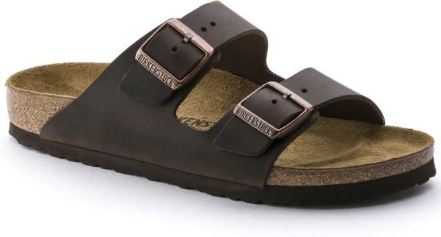 Birkenstock Arizona Softbed Slim Leather (Unisex)
