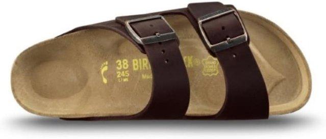 Birkenstock Arizona Softbed Slim Leather (Unisex)