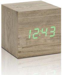 Ginko Cube Click Clock vekkerklokke