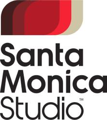 Santa Monica Studio logo