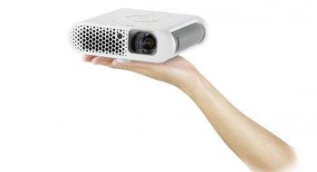 BenQ GS1 er et Columbi egg av en projektor, som gjør det mulig å ta de store filmopplevelsene med ut i verden.