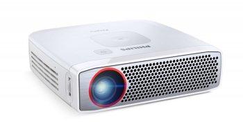 Vi hadde forventet mer av en projektor med 720p oppløsning, spesielt til denne prisen.