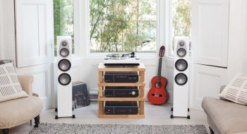 En av våre favoritthøyttalere er forbedret, og Monitor Audio Silver 300 har noe som konkurrentene bør merke seg.
