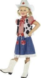 Cowgirl Kostyme Barn