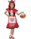Rødhette Kostyme Barn