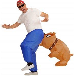 Biting Bulldog Kostyme