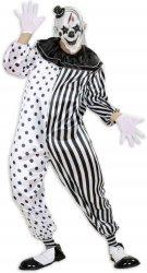 Killer Pierrot Kostymedrakt