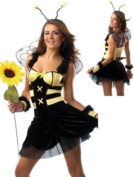 Røff bie kostyme
