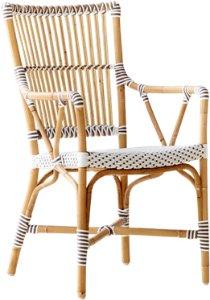 Sika Design Monique caféstol med armlener