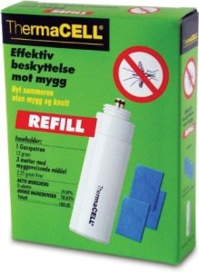 Thermacell myggjager refill (1 pk)