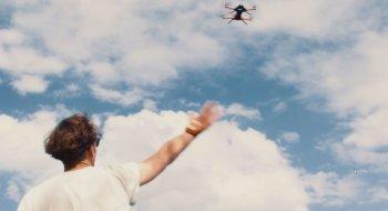 Norske Staaker har produsert en imponerende god drone med lang batterilevetid.
