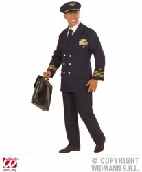 Pilot kostyme
