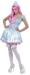 Candygirl kostyme