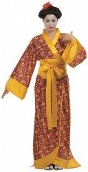 Geisha kostyme
