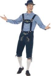 Oktoberfest Rutger Kostyme