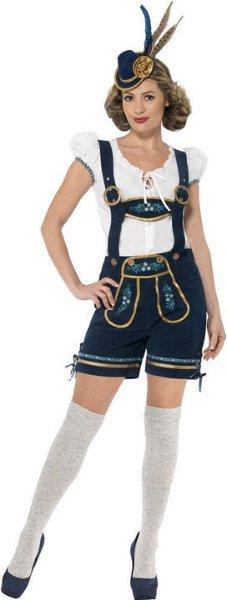 Oktoberfest Lederhosen Kostyme