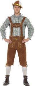 Oktoberfest Hans Kostyme