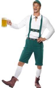 Oktoberfest Kostyme (Herre)