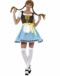Bavarian Olga Oktoberfest Kostyme