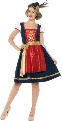 Claudia Oktoberfest Kostyme