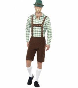 Alpe Oktoberfest kostyme