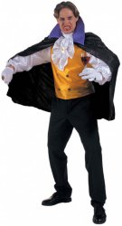 Grev Dracula Kostyme