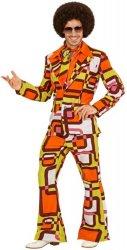 Groovy 70`s dress kostyme
