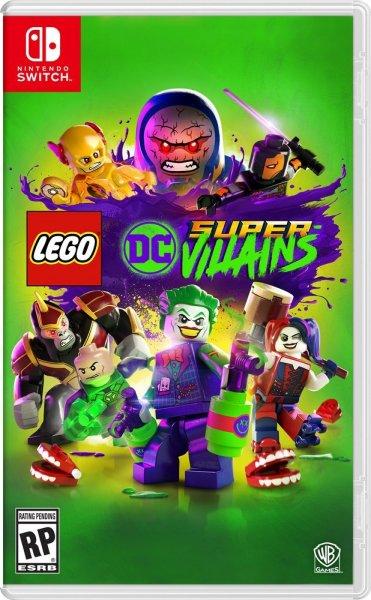 Traveller's Tales LEGO DC Super-Villains