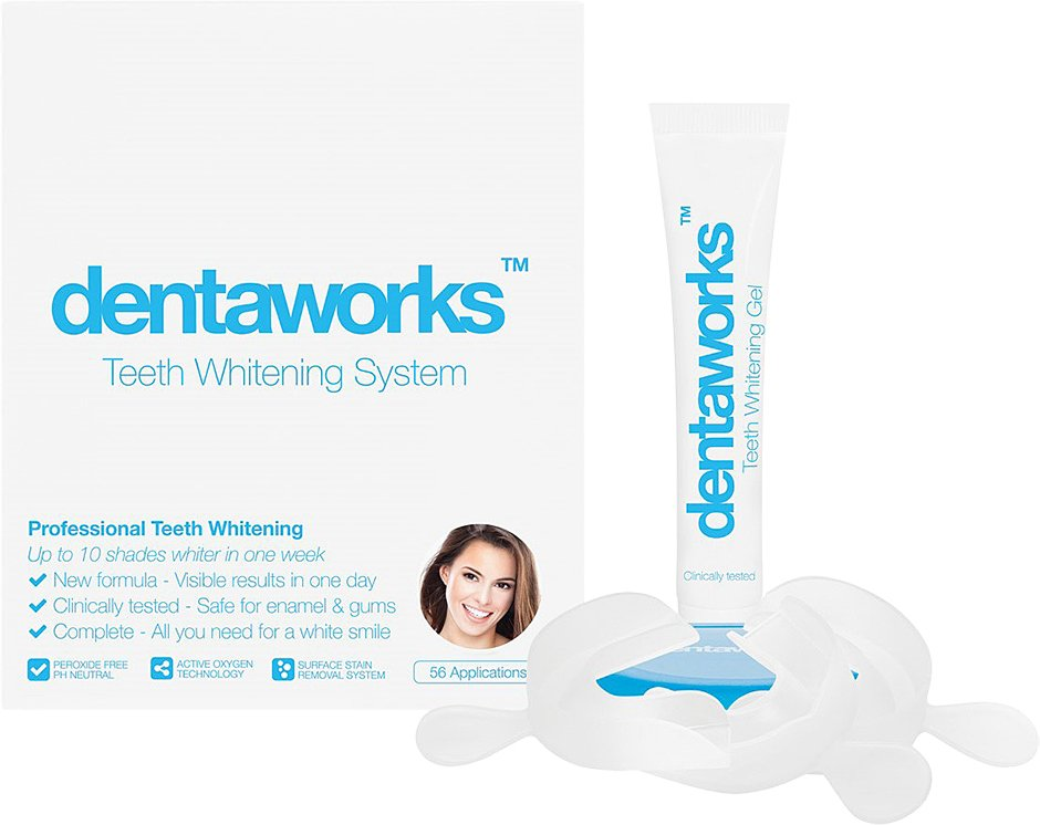 Dentaworks Teeth Whitening System