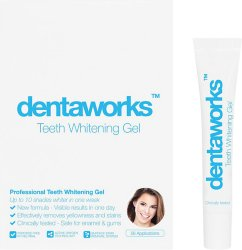Dentaworks Teeth Whitening Gel 20 ml
