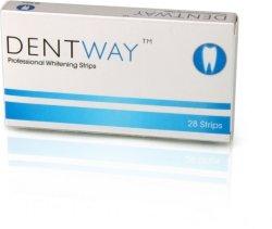 Dentway Professional Whitening Strips 28 stk