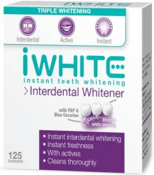 iWhite Instant Teeth Whitening Interdental Whitener