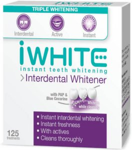 iWhite Instant Teeth Whitening Interdental Whitener
