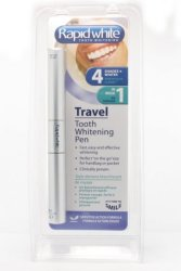 Rapid white Travel Tooth Whitening Pen