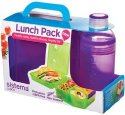 Sistema Lunch Pack