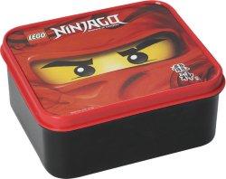 LEGO Storage matboks med trykk