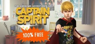 The Awesome Adventures of Captain Spirit til Playstation 4