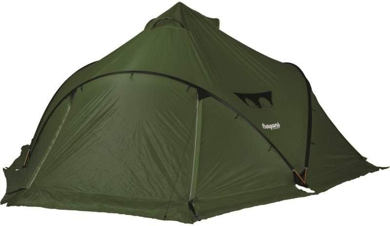 Bergans Wiglo LT4 Personer telt, Grønn Romslig telt med 1