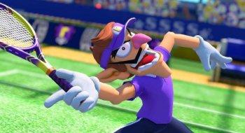 Test: Mario Tennis Aces